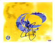 Adrian Muto Autographed 8x10 Photo Chelsea PSA/DNA #U54424