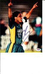 Cobi Jones Autographed 8x10 Photo Team USA PSA/DNA #U54641
