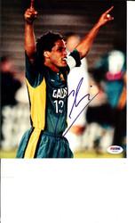 Cobi Jones Autographed 8x10 Photo Team USA PSA/DNA #U54641