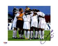 Amado Guevara Autographed 8x10 Photo Hondurus PSA/DNA #U54807