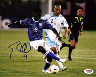 Eddie Johnson Autographed 8x10 Photo Team USA PSA/DNA #U54846