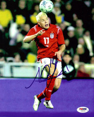 Alan Smith Autographed 8x10 Photo Manchester United PSA/DNA #U58399