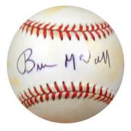 Bruce McNall Autographed AL Baseball PSA/DNA #L10774