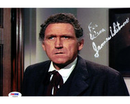 James Whitmore Autographed 8x10 Photo Big Valley PSA/DNA #U94835
