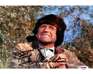 James Whitmore Autographed 8x10 Photo Big Valley PSA/DNA #U94843