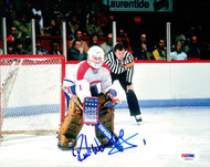 Rick Wamsley Autographed 8x10 Photo Montreal Canadiens PSA/DNA #U96993
