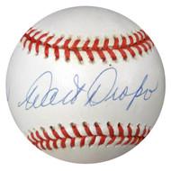 "Walt Dropo Autographed AL Baseball White Sox, Red Sox ""To John Stephen"" PSA/DNA #W66451"