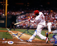 Domonic Brown Autographed 8x10 Photo Philadelphia Phillies PSA/DNA #M73900