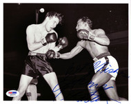 Johnny Bratton Autographed 8x10 Photo PSA/DNA #Q95975