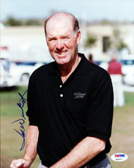 Tom Weiskopf Autographed 8x10 Photo PSA/DNA #X09377