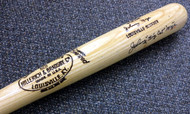 "Johnny ""Big Cat"" Mize Autographed Louisville Slugger Bat New York Yankees PSA/DNA #X58177"