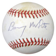 Barney White Autographed NL Baseball Brooklyn Dodgers PSA/DNA #Z33959