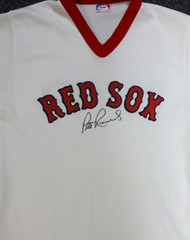 Pete Runnels Autographed Boston Red Sox Jersey PSA/DNA #X04117