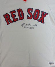 "Rick Ferrell Autographed Boston Red Sox Jersey ""HOF 1984"" PSA/DNA #V11327"