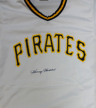 Harvey Haddix Autographed Pittsburgh Pirates Jersey PSA/DNA #W20901