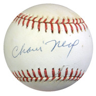Charlie Neal Autographed NL Baseball Brooklyn Dodgers PSA/DNA #AA38689