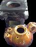 Attar Mist Round Tea Pot Oil Burner parts