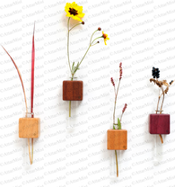 Smart Cube Magnetic Vase, great gift idea