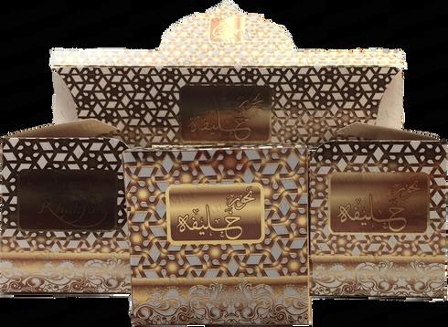 Bakhoor Khalifa Box of 12