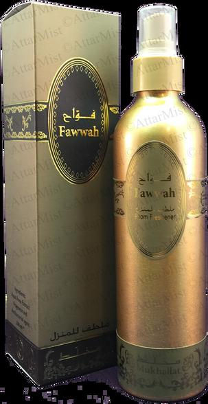 Mukhallat Rose based air freshener - Alcohol free