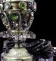 Jewel Cup Electric Burner Bronze AttarMist.com