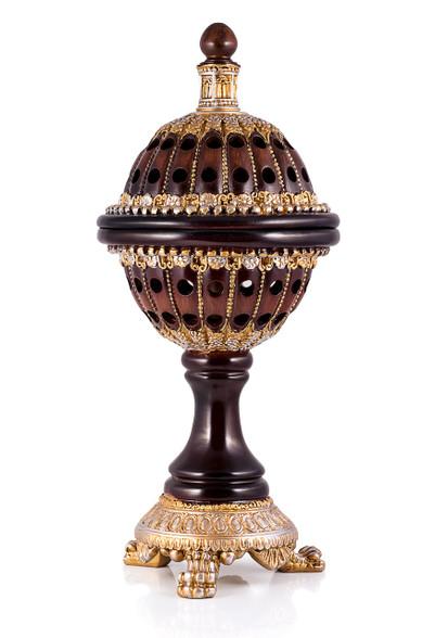 Luxury Globe Burner - AttarMist.com