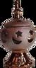 Bronze Ceramic Incense Burner