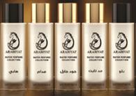 Set of 5 Water Perfumes