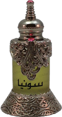 Sonia Oriental, floral notes
