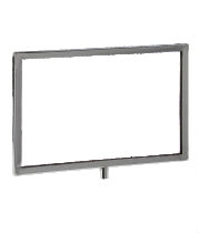 https://www.productdisplaysolutions.com/metal-sign-frames/