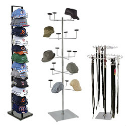 Accessory Display Racks