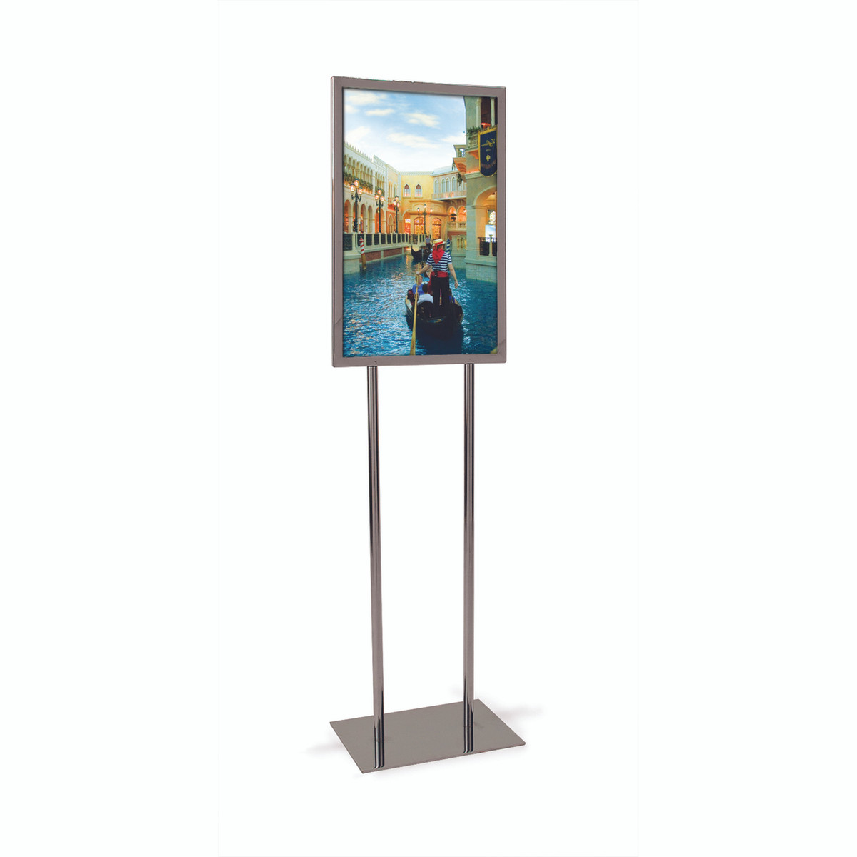 Bulletin Sign Holders   Poster Stand   Product Display Solutions