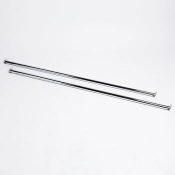 "60""L Extansion Rail For Double-Rail Clothing Rack | 1 Set = 2 pcs"
