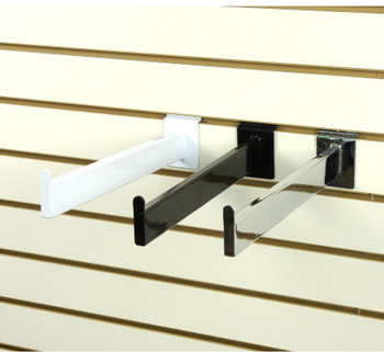 "Slatwall 12"" Straight Rectangular Faceout 
