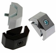 Slatgrid 2 Way Joiner Clamp  Black, White Or Chrome