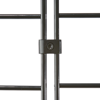 Deluxe Slatgrid Connectors  Black, White Or Chrome