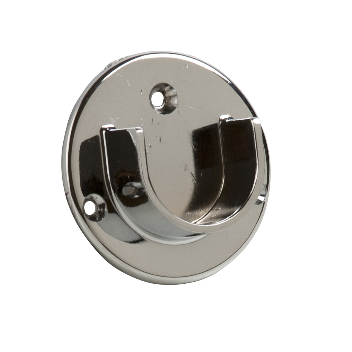 Wall Mount Open Flange For 1 25 Quot Round Tubing
