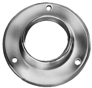 Wall Mount Closed Flange For 1 25 Quot Round Tubing