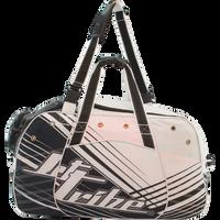 Team Travel Spike Duffel - White/Black PWC Jetski Ride & Race Gear