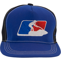 Stand-Up League Hat - Blue PWC Jetski Ride & Race Accessories