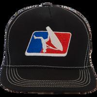 Freestyle League Hat - Black PWC Jetski Ride & Race Accessories