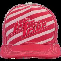 TNT Stripe Hat - Pink PWC Jetski Ride & Race Accessories