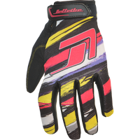 Scratch GP-30 Gloves - Yellow PWC Jetski Ride & Race Gear