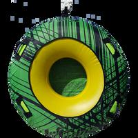 Donut Towable - Spike Green PWC Jetski Ride & Race Recreation