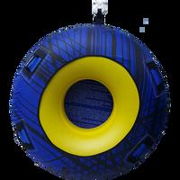 Donut Towable - Spike Blue PWC Jetski Ride & Race Recreation