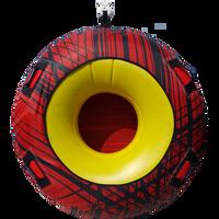 Donut Towable - Spike Red PWC Jetski Ride & Race Recreation