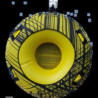 Donut Towable - Spike Yellow PWC Jetski Ride & Race Recreation