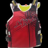 UR-20 Spike Vest - Red PWC Jetski Ride & Race Gear