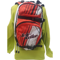 Spike Travel Backpack - Orange PWC Jetski Ride & Race Gear