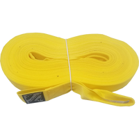 Tube Towable Webbing - Yellow PWC Jetski Ride & Race Accessories